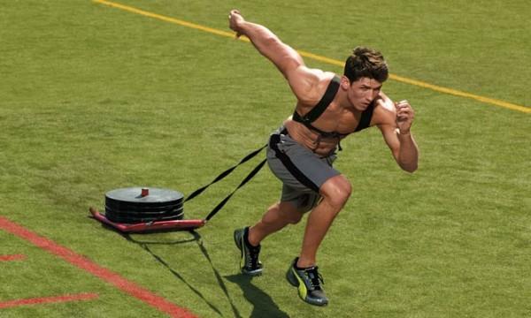 Sprint Training Using Sleds